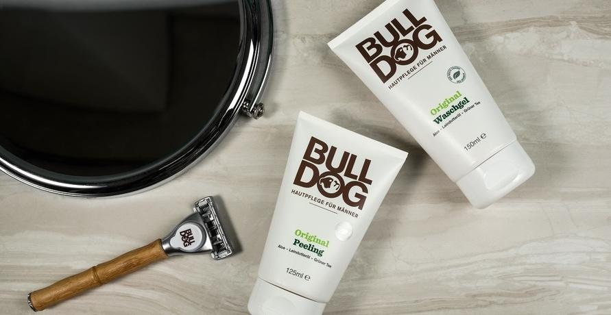 BULLDOG - Nachhaltige Pflege-Produkte für Männer
