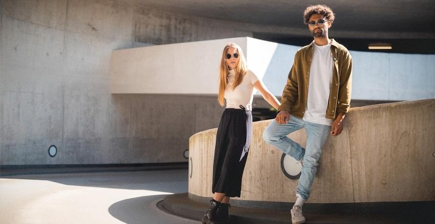 Jung, mutig und nachhaltig - Die Modemarke TAKE A SHOT im Interview