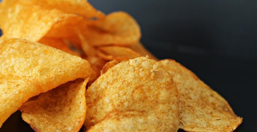 Vegane Chips sind doch Standard! Oder?