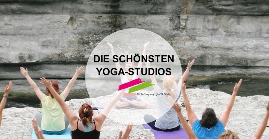 Die schönsten Yoga-Studios in Berlin, Hamburg, Köln und München