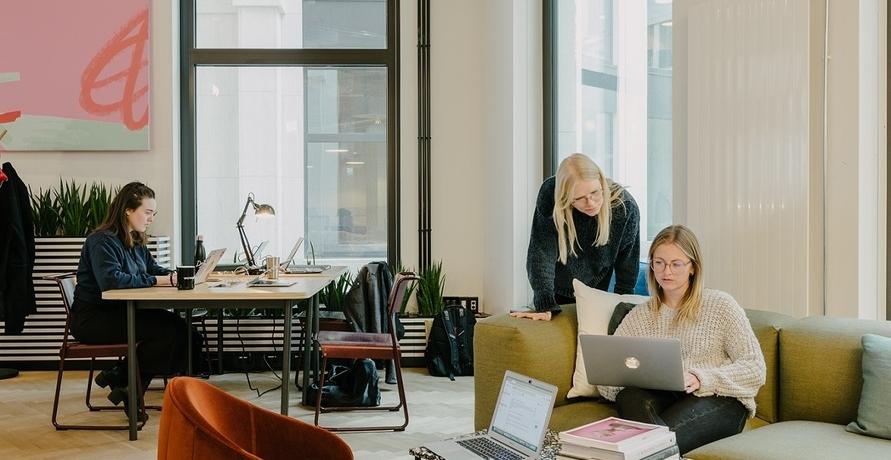 WeWork revolutioniert den Arbeitsplatz von heute