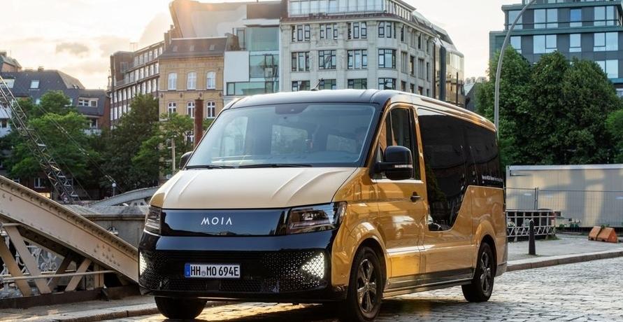 MOIA - der neue elektrische Ridesharing-Dienst