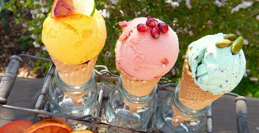 Veganes Eis - die leckersten Sommer-Kreationen