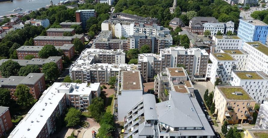 Grüne Bauprojekte: Nachhaltige Immobilien als grünes Investment