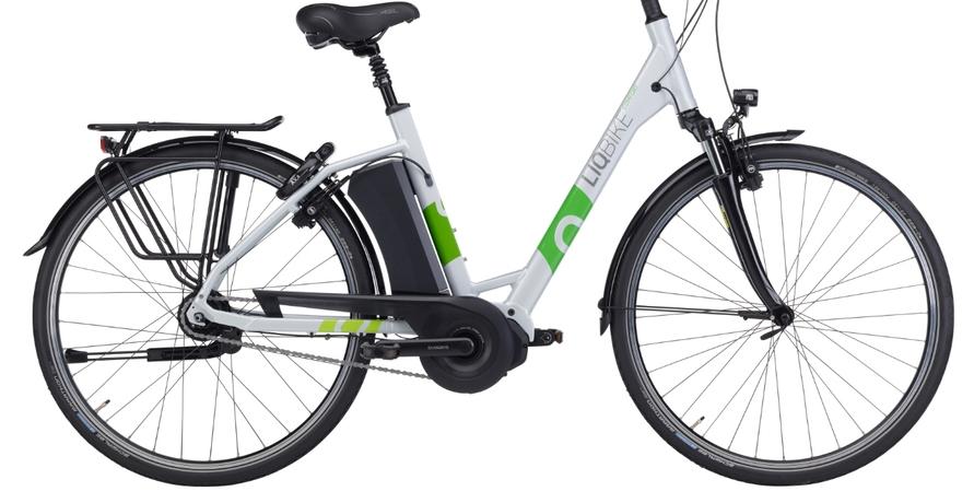 LIQBike, qualitativ hochwertige E-Bikes