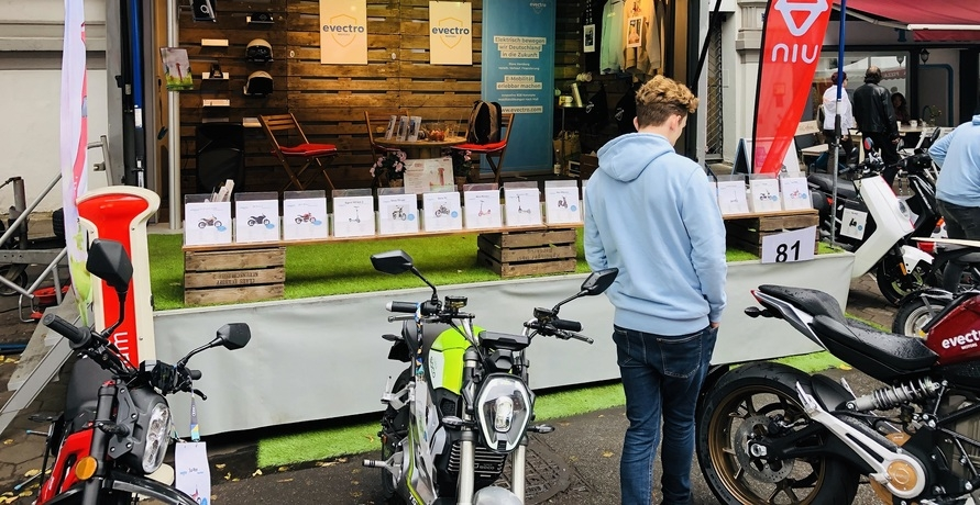 Nachhaltigkeit spielt auf Straßenfesten eine immer größere Rolle