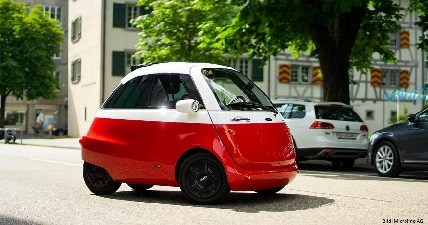 Der Microlino – umweltfreundlicher Fahrspaß mit dem neuen Rollermobil