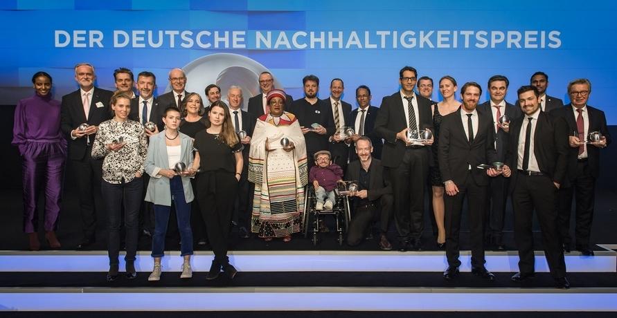 Deutscher Nachhaltigkeitspreis 2019 - Die Sieger stehen fest!