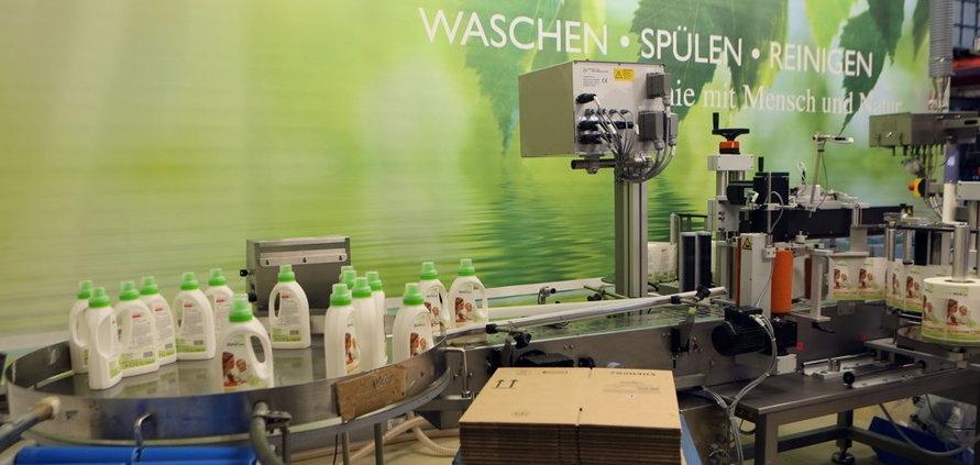 Revolutionäre Verpackungen bei AlmaWin aus 100% recyceltem Kunststoff