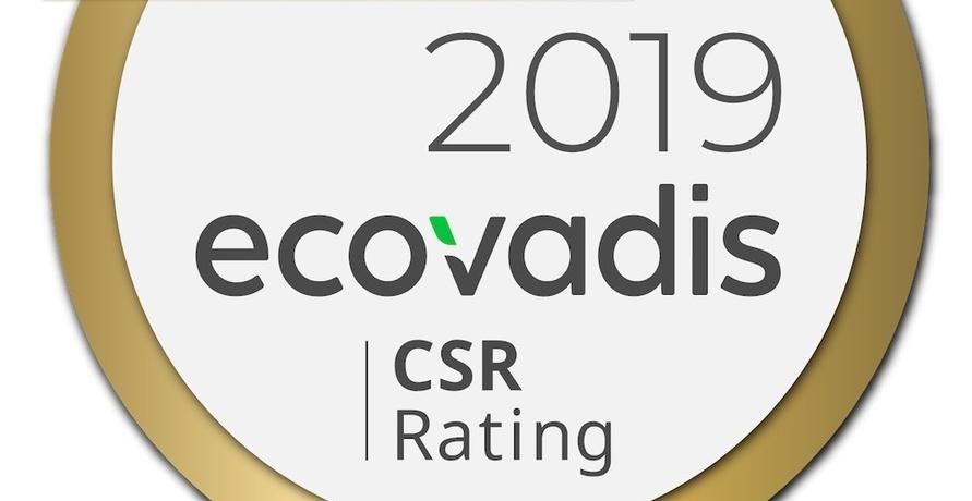 Carglass erreicht erneute Auszeichnung im CSR-Rating von EcoVadis