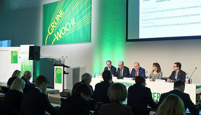 Eröffnungsfeier Grüne Woche 2020: Landwirtschaft setzt auf Dialog