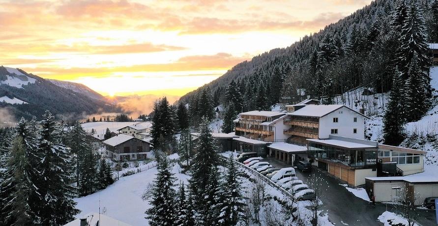 Urlaub im Biohotel in den Bergen im Hotel Ifenblick