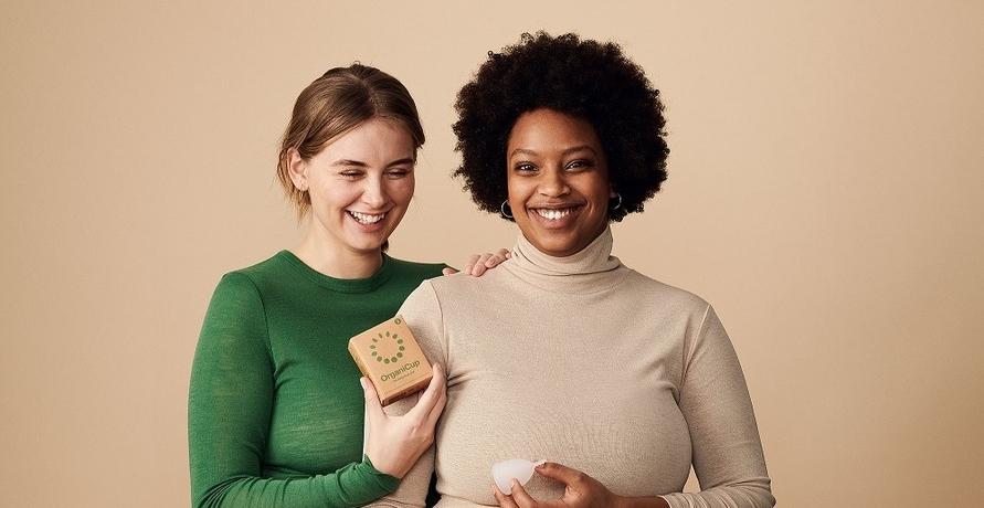 Menstruationstassen von OrganiCup - preisgekrönt und nachhaltig