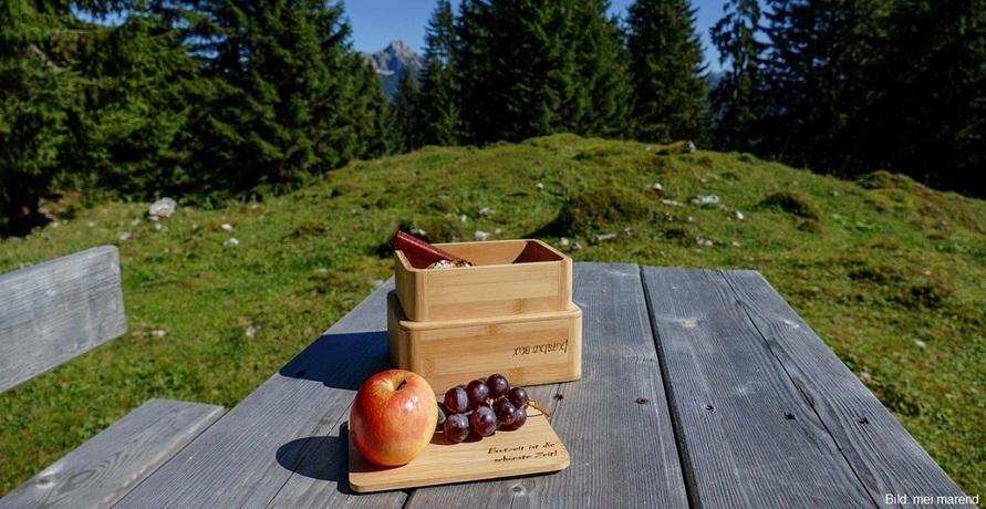 Ein Naturprodukt für unterwegs: Bambus-Brotboxen von mei marend