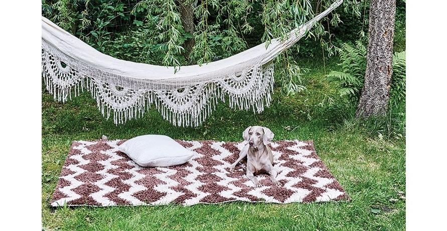 Teppiche aus recyceltem Material – bei liv interior