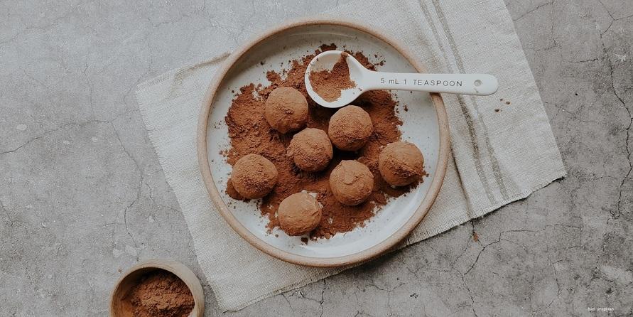 Gute-Laune-Snacks aus natürlichen Rohstoffen