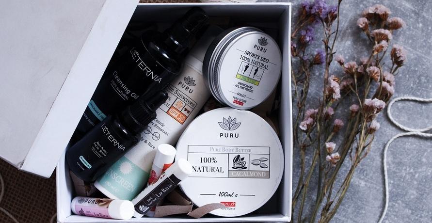 Natürliche Kosmetikprodukte mit großer Wirkung