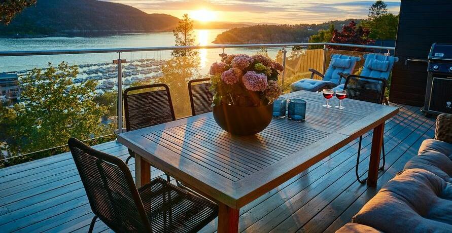 Aus Klein mach Groß: Tipps für eine optimale Terrassen- oder Balkongestaltung