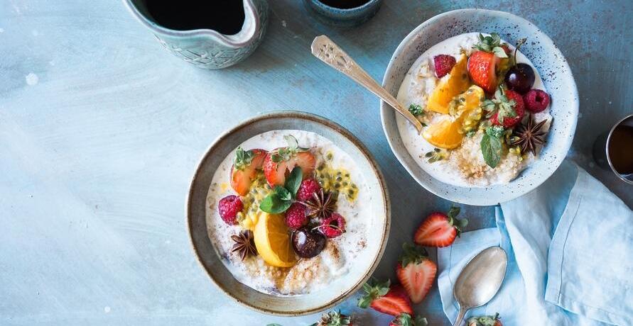 Mit Bio-Frühstück gesund in den Tag starten