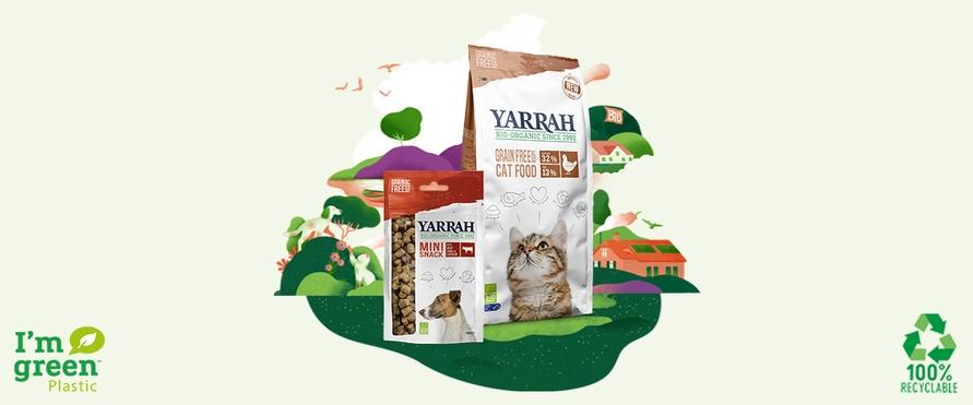 Yarrah setzt auf Grün