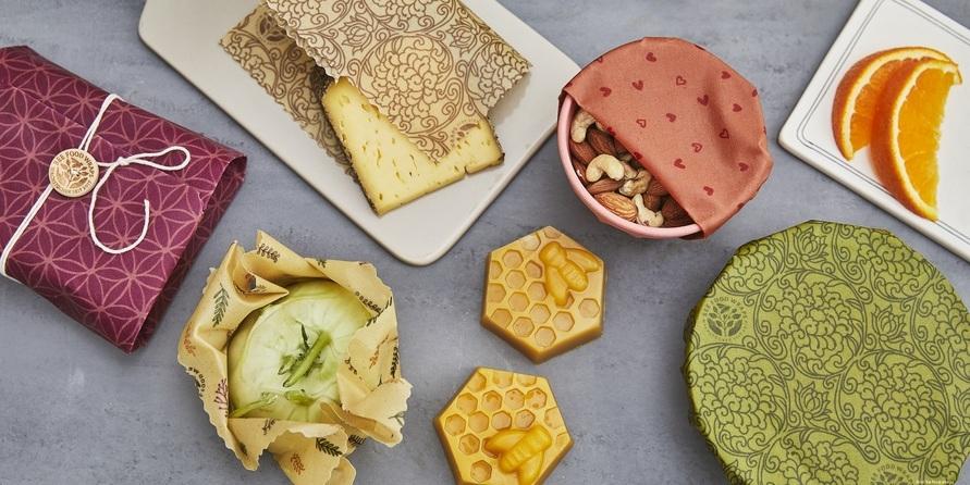 Deine nachhaltige Alternative zu Frischhaltefolie