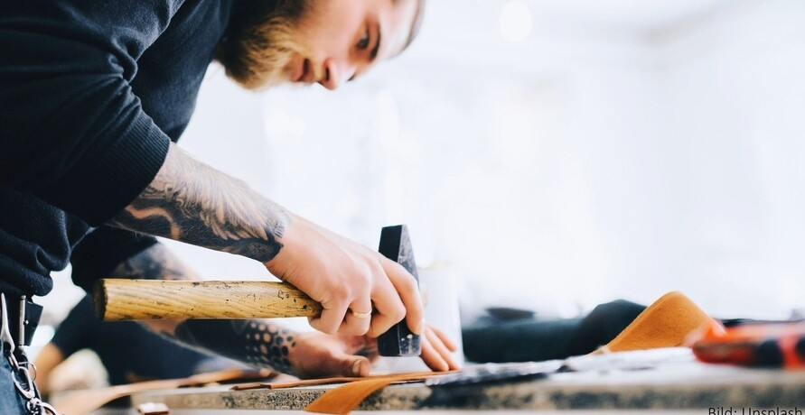 Nachhaltige Lederprodukte mit Charakter