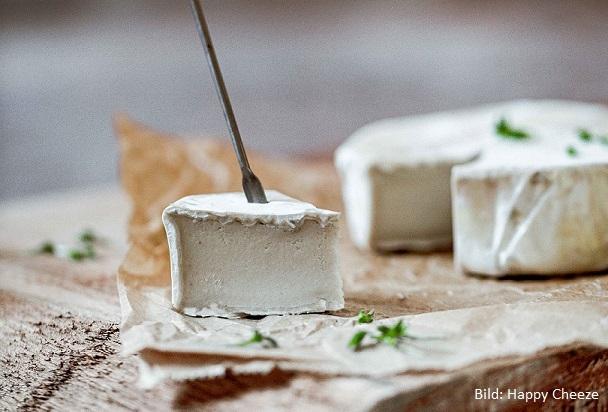 Happy Cheeze - wie die Cashew den Käse-Markt erobert