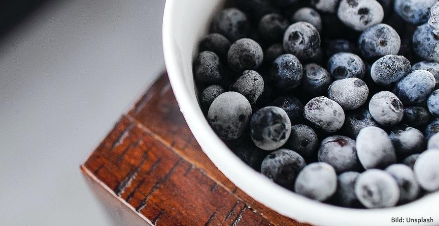 Natürlich cool – gefrorene Bio Früchte in Demeter Qualität