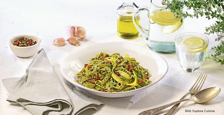 Explore Pasta – die Nudelalternativen aus Linsen, Bohnen & Co.
