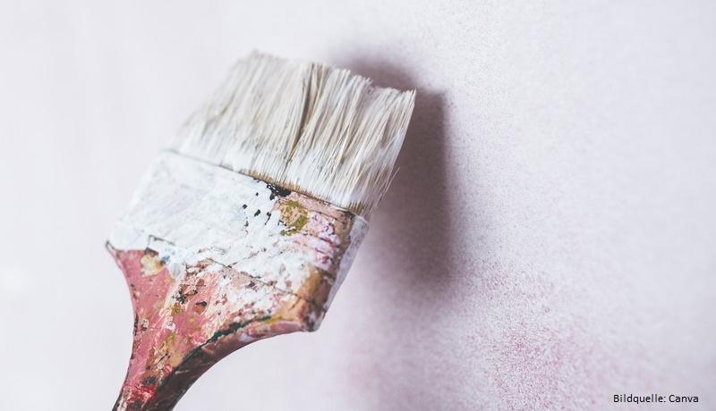 Zeit für einen Tapetenwechsel? Das geht mit nachhaltigen Naturfarben