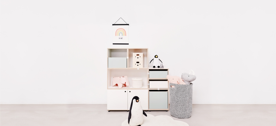 Mitwachsende Möbel für mehr Nachhaltigkeit im Kinderzimmer