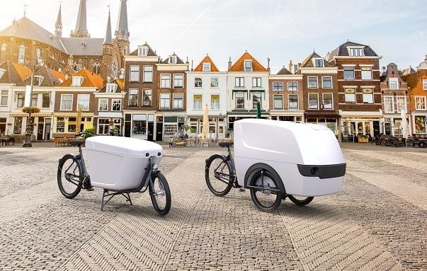 Businesstransport mit Lastenrädern: schnell, nachhaltig und auffällig durch die Stadt