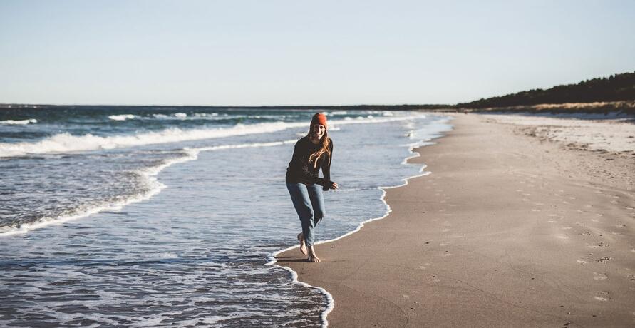 Salzwasser: Nachhaltige Kleidung zum Schutz der Meere