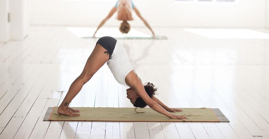 Nachhaltige Yogamatten und Zubehör von mantrafant