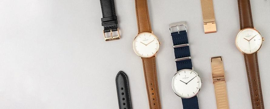 Skandinavischer Minimalismus meets nachhaltiges Design: Zeitlose Armbanduhren von Nordgreen