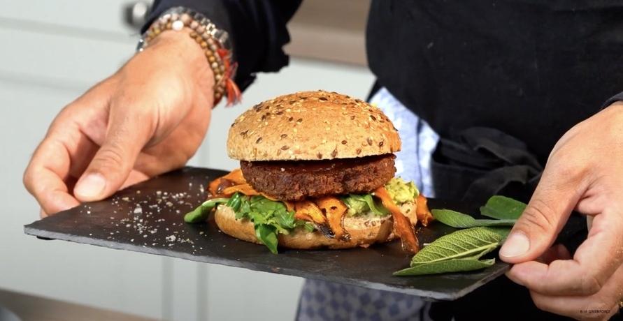 Pflanzenfleisch für alle - Vegane Pflanzerl, Burgerpatties und mehr von GREENFORCE