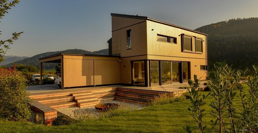 Mehr Lebensqualität durch nachhaltiges Wohnen? Nachhaltige GRIFFNER-Häuser machen's vor