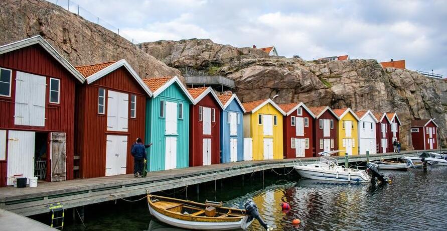 Nachhaltige Schwedenhäuser - Dein ressourcenschonendes Zuhause