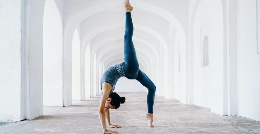 Im Test: Nachhaltige Yoga Leggings, die dich durch jedes Asana begleiten