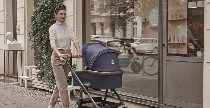 Handgefertigte und gesunde Kinderwagen aus Österreich von Naturkind