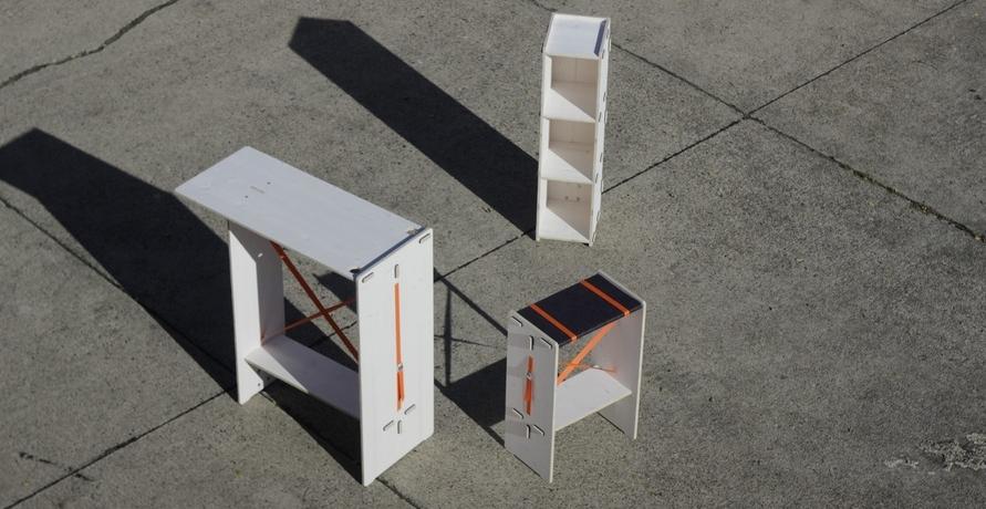 Dein modulares Home Office – dank nachhaltigem Stecksystem von WERKHAUS