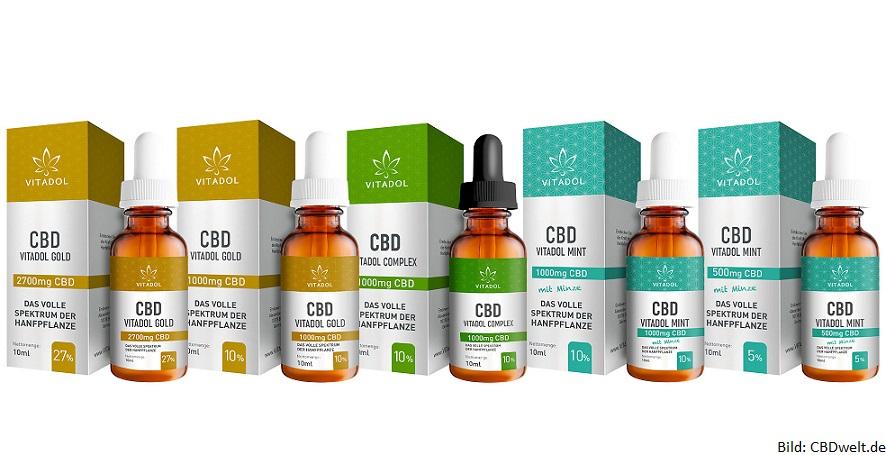 Vitadol Produkte