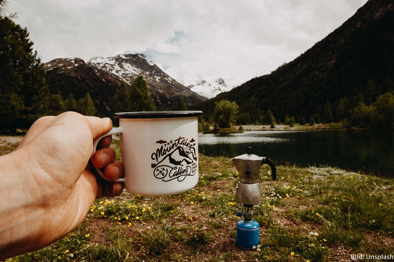 Campen Kaffee