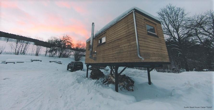 Tiny Houses – Wohnen wie Peter Lustig, nur anders