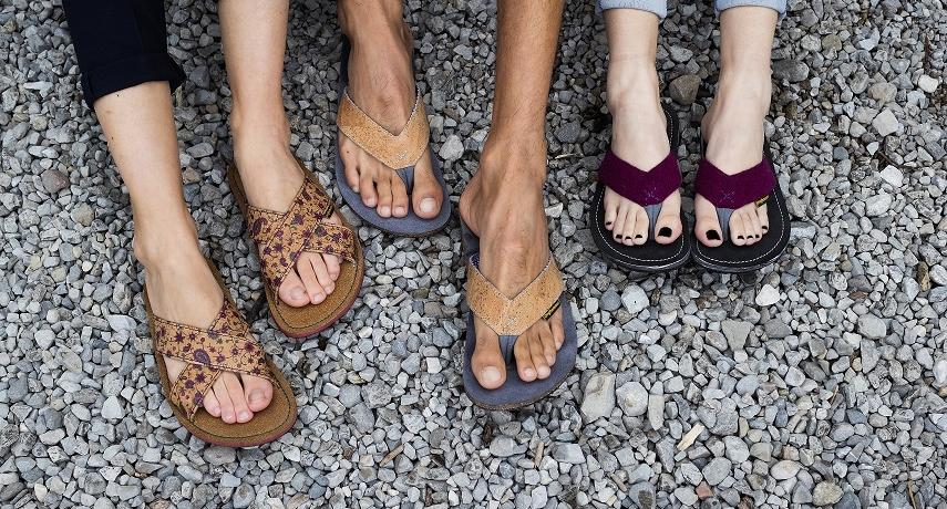 Kleiner ökologischer Fußabdruck, großes Potential! Outdoor Schuhe aus Natur- und Recyclingmaterialien von Doghammer