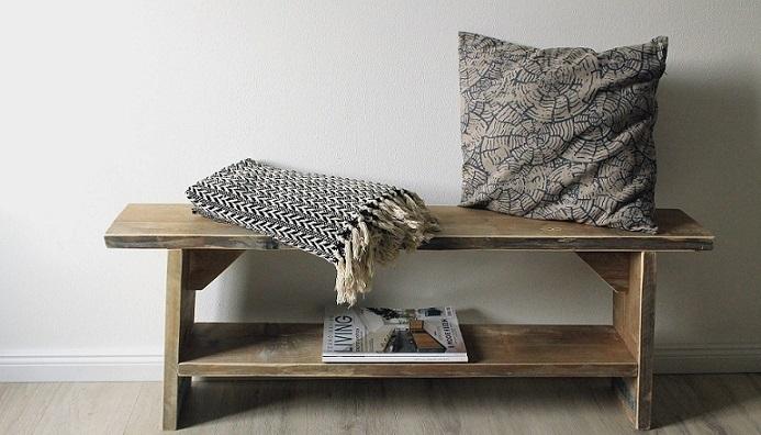 Wood & Nails macht aus Altholz neue Unikate für dein Zuhause