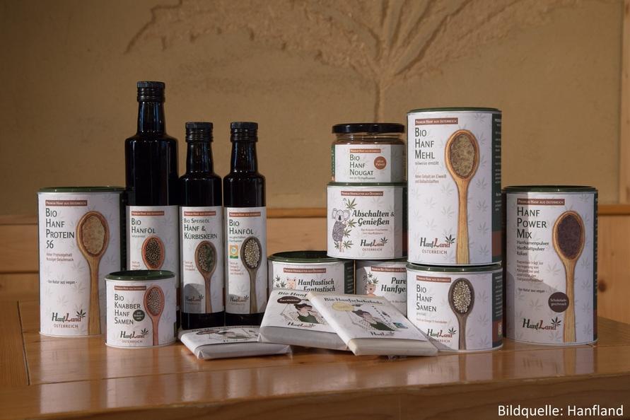 Hanfland Bio Produkte