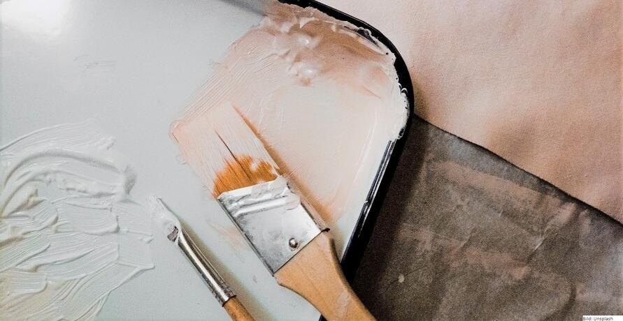 Paint-Clicker – nachhaltig von der Farbe bis zum Eimer