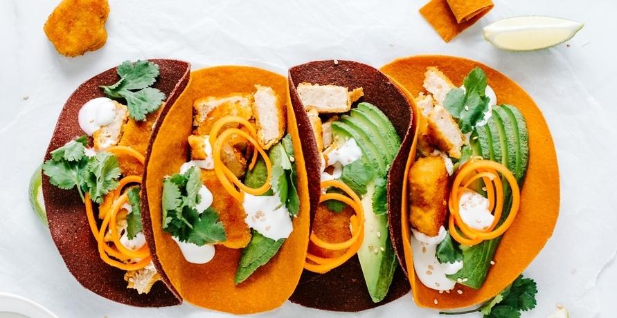 Bei Beetgold wird Gemüse zur Bio Tortilla