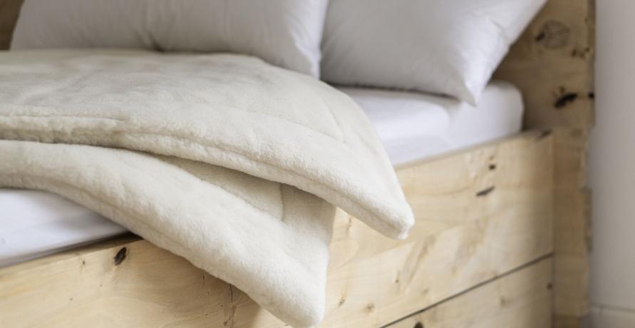 Garantiert ´ne gute Nacht! Nachhaltige Bettdecken aus Schurwolle